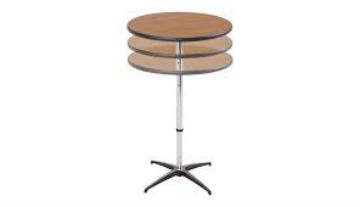 Cocktail Table, Adjustable Height