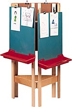 Wood Designs 3-Way Easel