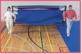 Covermaster 1800 Master Series Gym Floor Cover