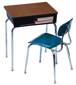 2200 Series Adjustable Desk