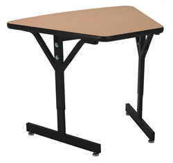 7400 Series Adjustable Desk