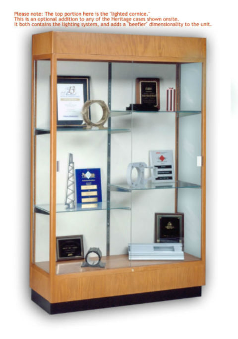 Heritage Display Case