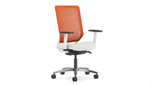 Genus High Back Task Chair w/ Tailored Seat