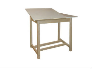 Adjustable Top Drafting Table 30 x 30