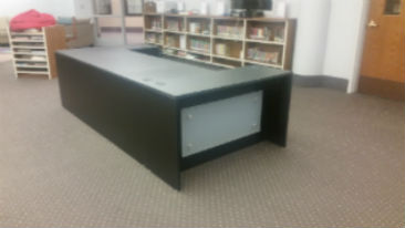 Maverick Custom Circulation Desk