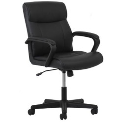 OFM  Midback Leather Chair (ESS-6010)