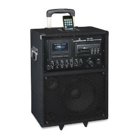 Pro Audio Wireless PA System (PRA-7000)