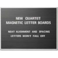 Magnetic Letter Board, 24