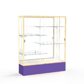 Spirit Series Aluminum Display Case