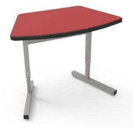 UNE-T Ocho Adjustable Height Desk